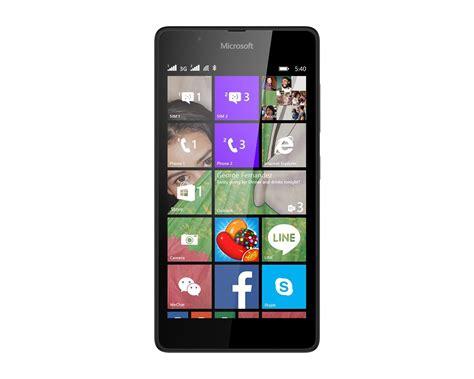 Update Microsoft Lumia 540 microsoft lumia 540 notebookcheck info
