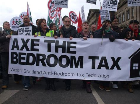 Bedroom Tax Scotland Bedroom Tax Defeated In Scotland Socialist Scotland