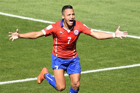 Alexis Sanchez Qualities | arsenal s summer signing alexis sanchez has qualities of