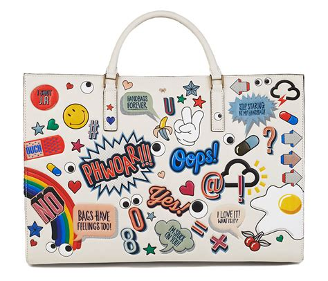 How To Get Anya Hindmarchs I Am Not A Plastic Bag Tote by Those Anya Hindmarch 2015 Runway Bags Are