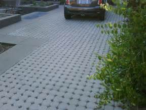 gravel concrete or pavers driveway design tips from landscape contractors by cindy capparelli