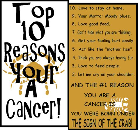 cancer zodiac mood swings c a n c e r