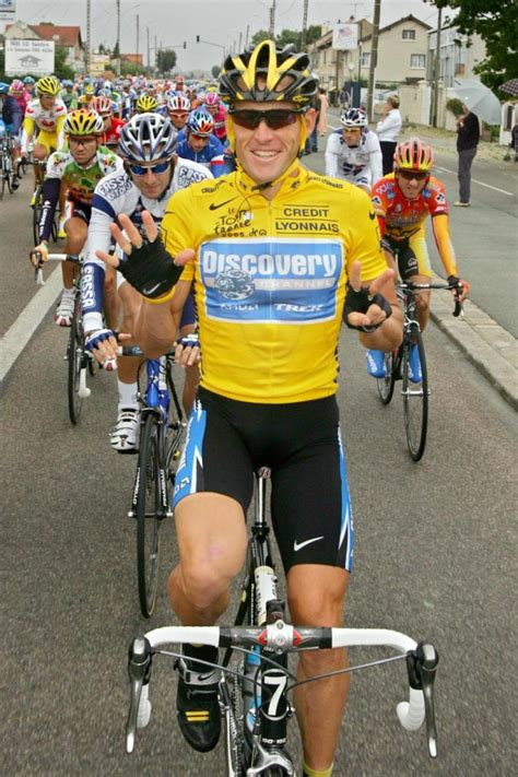Lance Armstrong's Tour de France charity ride draws ire ... Lance Armstrong