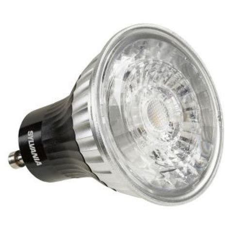 Led Light Bulbs Cool White Sylvania 0026819 5 5 Watt Dimmable Gu10 Led Light Bulb Cool White