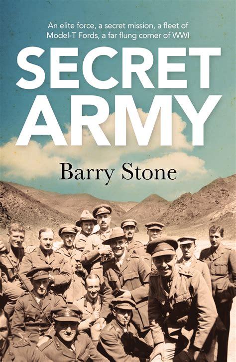 australian gypsies their secret history books secret army barry 9781760290689 allen unwin