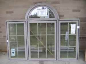Bow Windows Price marvin integrity round top window assembly in pittsburgh