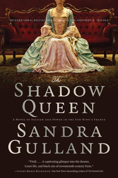 the shadow queen the shadow queen sandra gulland