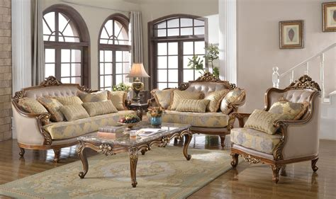 victorian style living room set fontaine traditional living room set sofa love seat chair