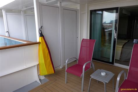 aidaprima bilder kabinen aidaprima 183 kabine 12108 veranda aida und mein schiff