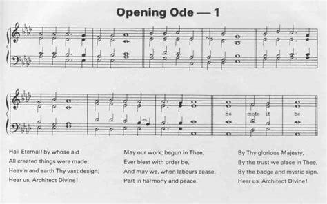 row row your boat freemasonry pin music scores ode joy beethoven free clarinet sheet