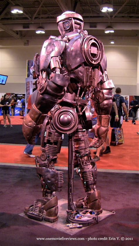 film robot atom full movie fan expo 2011 coverage of real steel one movie our views