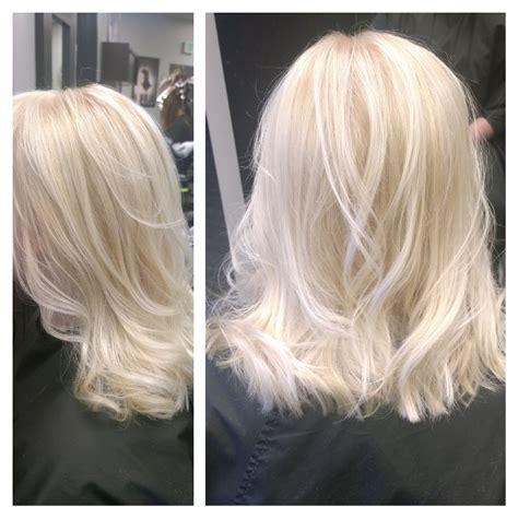 hair color platinum blonde bob cuts blonde hair highlights long bob platinum blonde curls