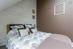 indogate chambre beige et gris