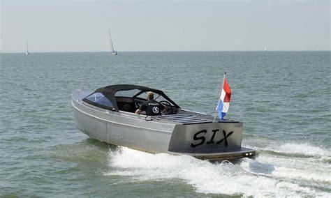 aluminium boot bouwpakket steelfish six tender aluminium sloepsloepzoeken nl