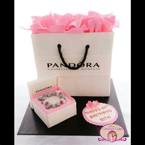 1000  ideas about Pandora Cakes on Pinterest   Cakes, Birthday Cakes and Chanel Cake