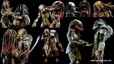Toys Predator Parts toys predators classic predator part 4 figure maniac