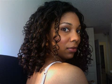 relaxed hairstyles curls flexi rods curls black hairstyle and haircuts
