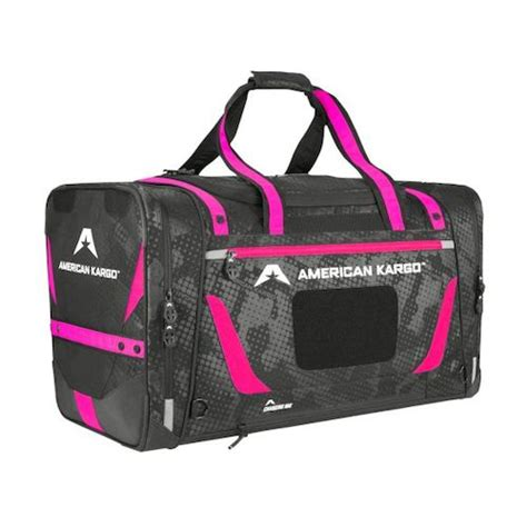 pink motocross gear bag american kargo gear bag revzilla