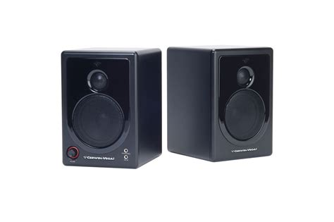 Cerwin Xd3 Speakers Active cerwin xd3 2 way active studio desktop speaker monitors pair south coast