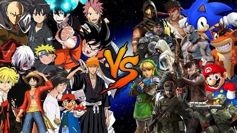 imagenes de i love videojuegos anime vs videojuegos 2017 batalla de rap 201 pico