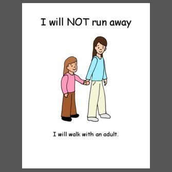 how to a not to run away i will not run away
