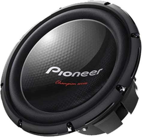 Subwoofer 12inch Pioneer Ts W311d4 pioneer 12 inch chion series coil peak 1400w