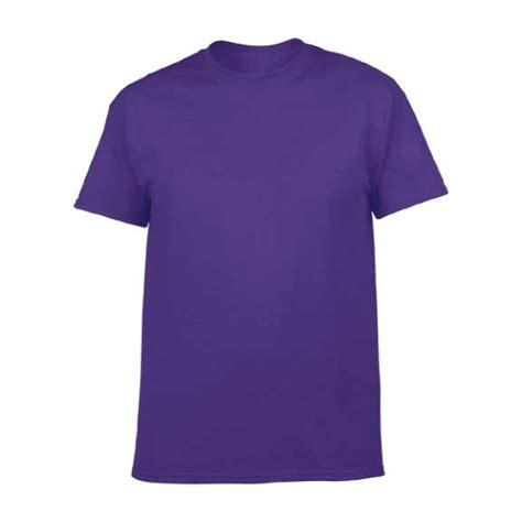 Discon Tshirt Pusple neck t shirt purple