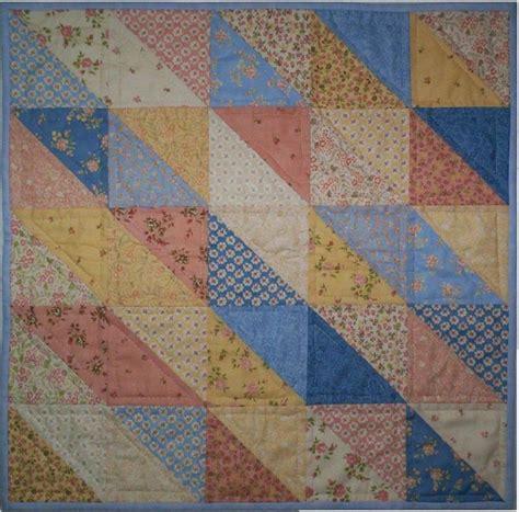 quilt pattern squares table centerpiece quilt pattern for 5 quot charm squares nr ebay
