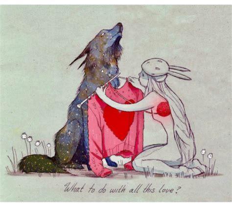 imagenes tumblr lobos corazon de lobo tumblr
