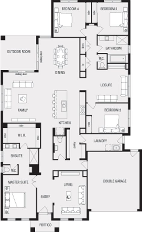 lincoln new home floor plans interactive house plans
