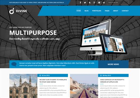 themes drupal 7 free 30 best business drupal themes free download