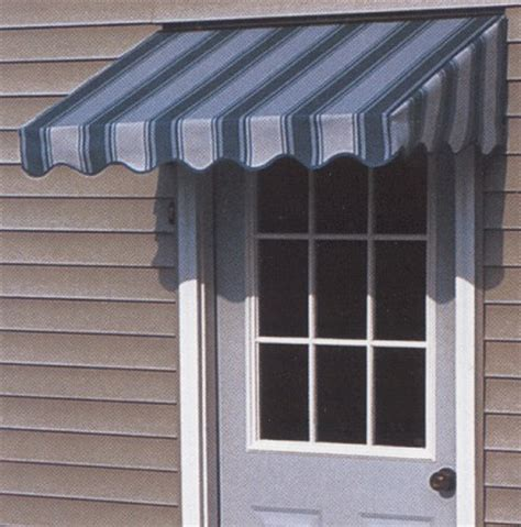 fabric door awnings futureguard fabric door canopy custom canvas co