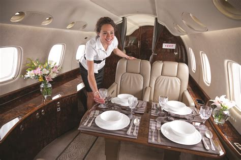 cabin attendants corporate flight attendant salary negotiation bizjetjobs