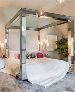 Mirrored Canopy Bed 25 Best Ideas About Mirror Headboard On Mirror Furniture Beautiful Bedroom Designs