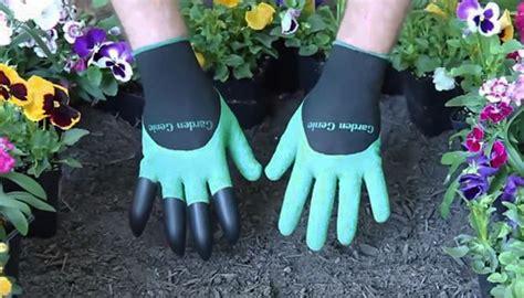 Genie Garden Gloves garden genie gardening gloves pulsetv