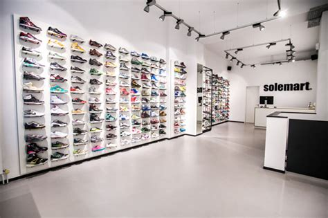 sneaker consignment stores one of europe s most respected sneaker boutiques is