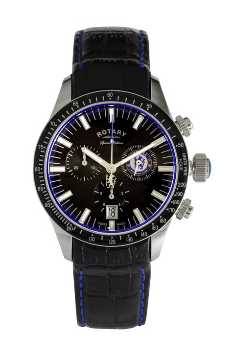 Chelsea Edition 08 neue uhr rotary special edition chronograph for chelsea