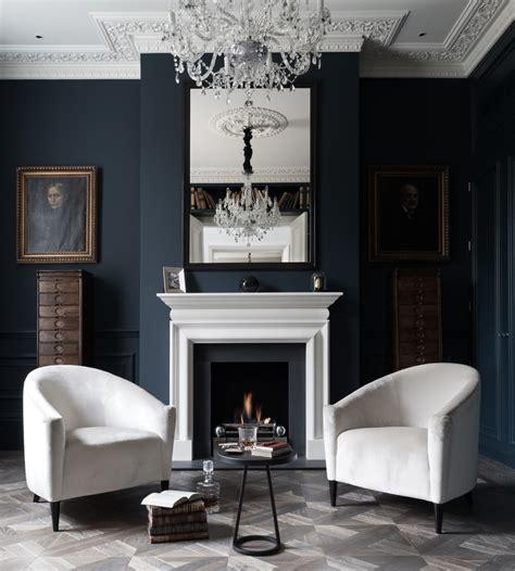 chic altra furniture  living room transitional  dark