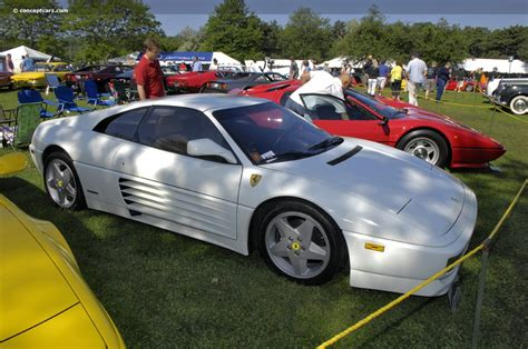 Ferrari 348 Speciale For Sale by Auction Results And Sales Data For 1993 Ferrari 348 Serie