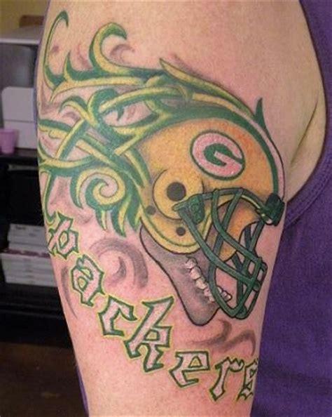 tattoo prices green bay wisconsin american football player green tattoo tattoomagz