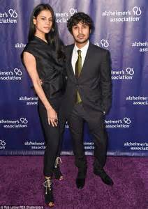 Lucy And Desi by Big Bang Theory S Kunal Nayyar Is Married To Miss India