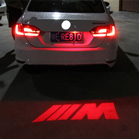 Door Lights For Car by 1 X Led Car License Plate Lights Laser Car Door Shadow Led