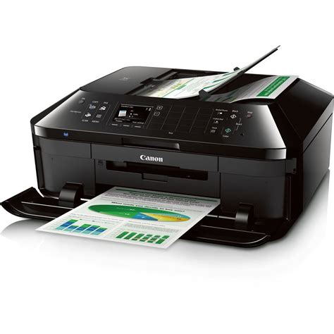 Printer Wireless canon pixma mx922 wireless color photo printer with