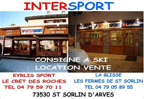 office du tourisme sorlin d arves location de ski sorlin d arves intersport