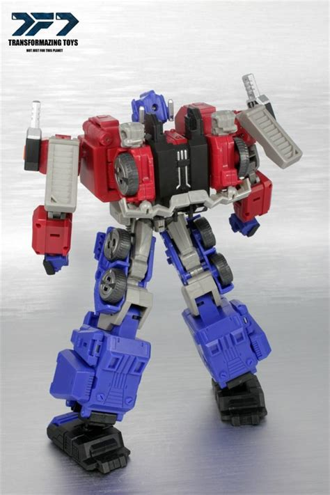 Kaos Tranformer Optimus Prime 02 new transformazing toys pb 02 mekbuda parts for transformers foc optimus prime ebay
