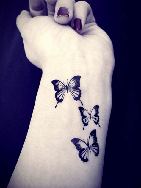 small butterfly tattoo on wrist best pin by layla watkins