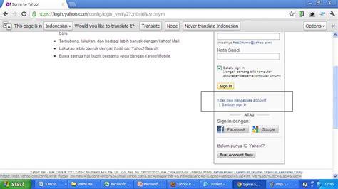 email yahoo tidak bisa masuk mengembalikan akun email yahoo yang di hack s4blonk4os