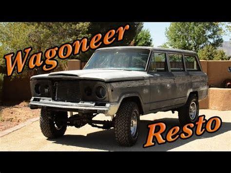 jeep wagoneer restoration tips full size fsj  jeep