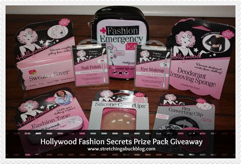 Prize Pack Giveaway - hollywood fashion secrets prize pack giveaway 2013 holiday bash wingiveaways
