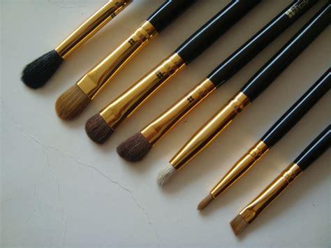 Bh Cosmetics Eye Essential 7 Brush Set Original bh cosmetics eye essential 7 brush set review